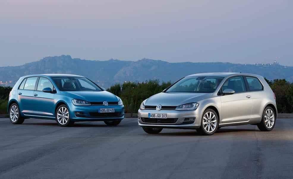 2016 Volkswagen Golf Renk Seçenekleri