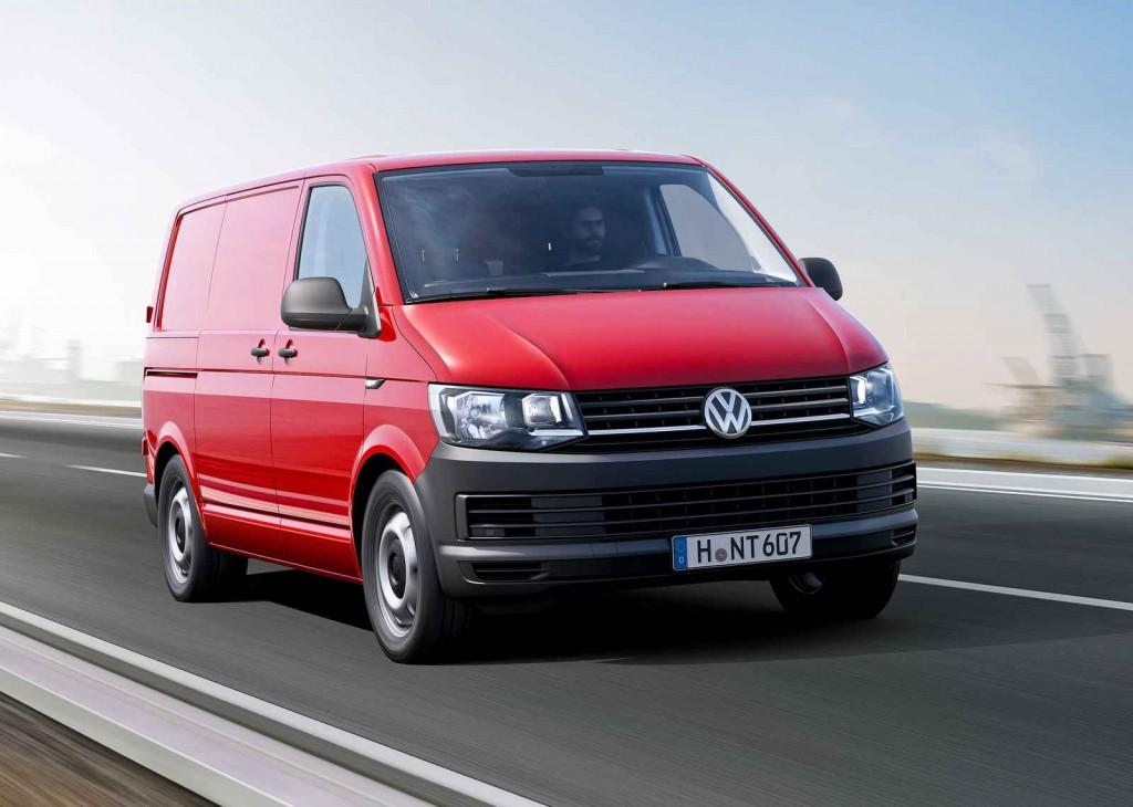 2016 Volkswagen Transporter Comfortline Renk Seçenekleri