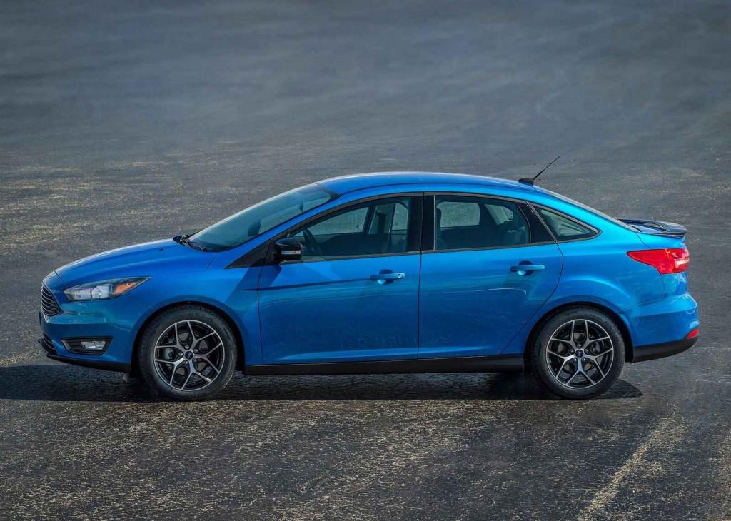 C Segmenti Ford Focus