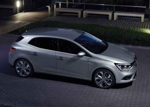 C Segmenti Renault Megane 4