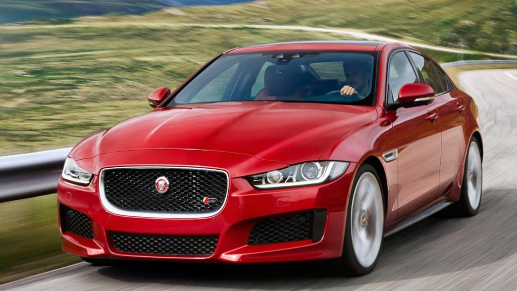 D Segmenti Jaguar XE