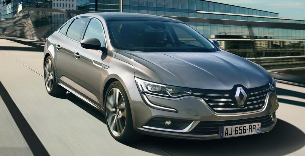 D Segmenti Renault Talisman