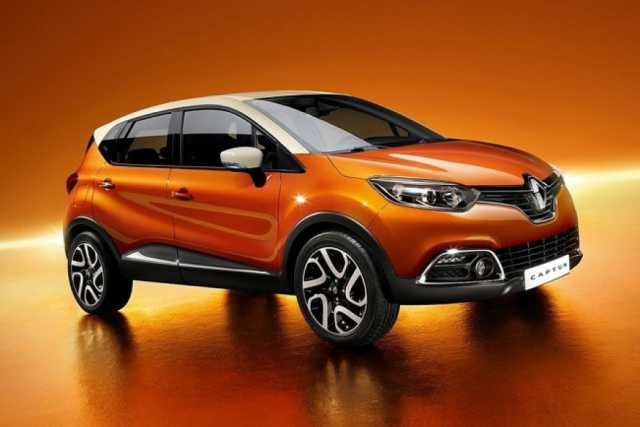 Mini SUV Renaut Captur