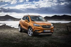 SUV Segmenti Opel Mokka X