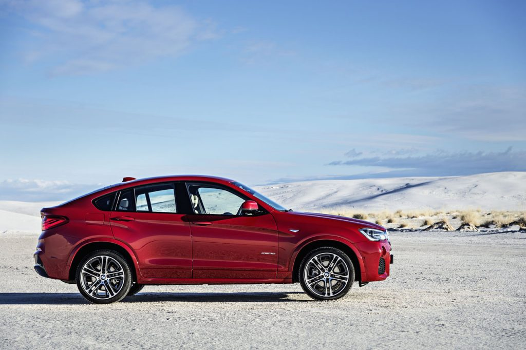 2016 BMW X4 Kampanyası