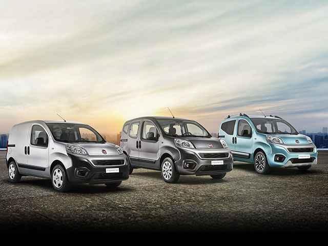 2016 Fiat Fiorino Renk Seçenekleri