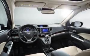 2016 Honda CR-V İç Tasarım