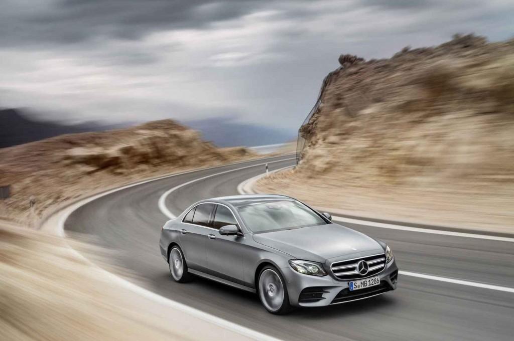 2016 Mercedes-Benz E200 Renk Seçenekleri