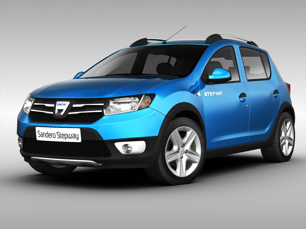 2016 Model Dacia Sandero Fırsatları
