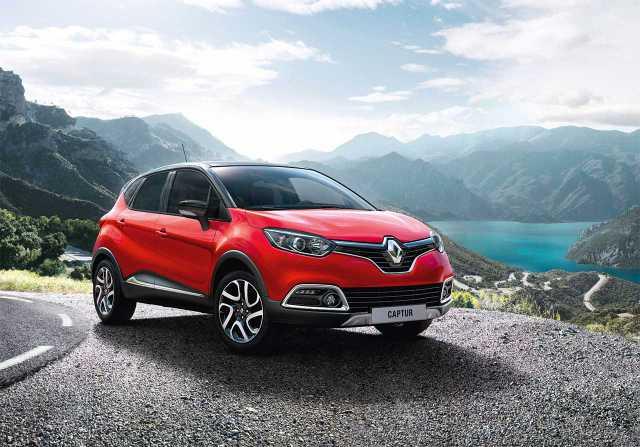 2016 Renault Captur Fırsatları