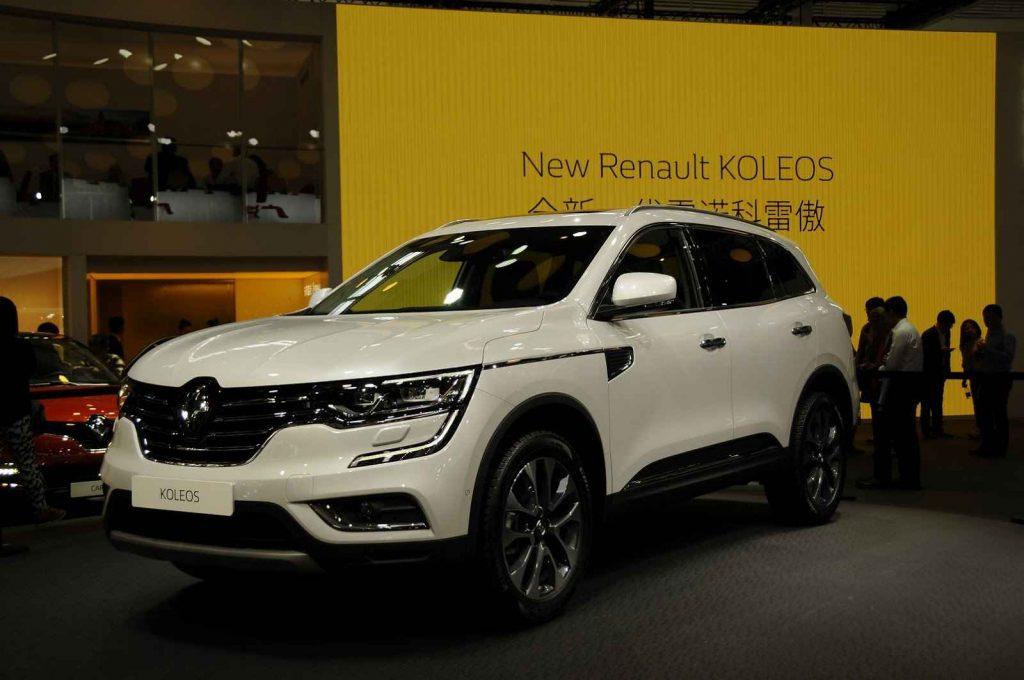 2017 Model Renault Koleos
