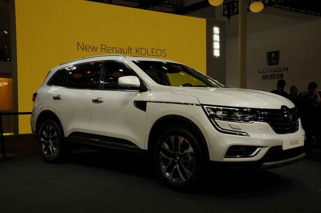 SUV Segmenti Renault Koleos