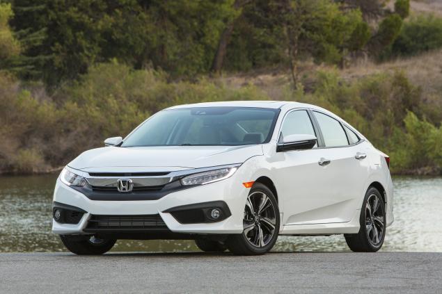 2016 Honda Civic Renk Seçenekleri