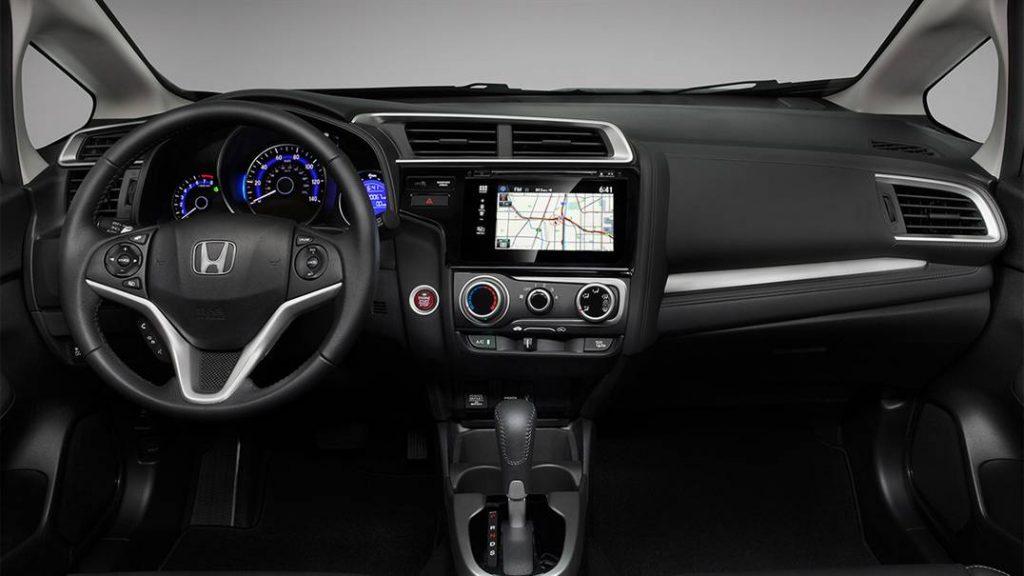 2016 Honda Jazz İç Tasarım