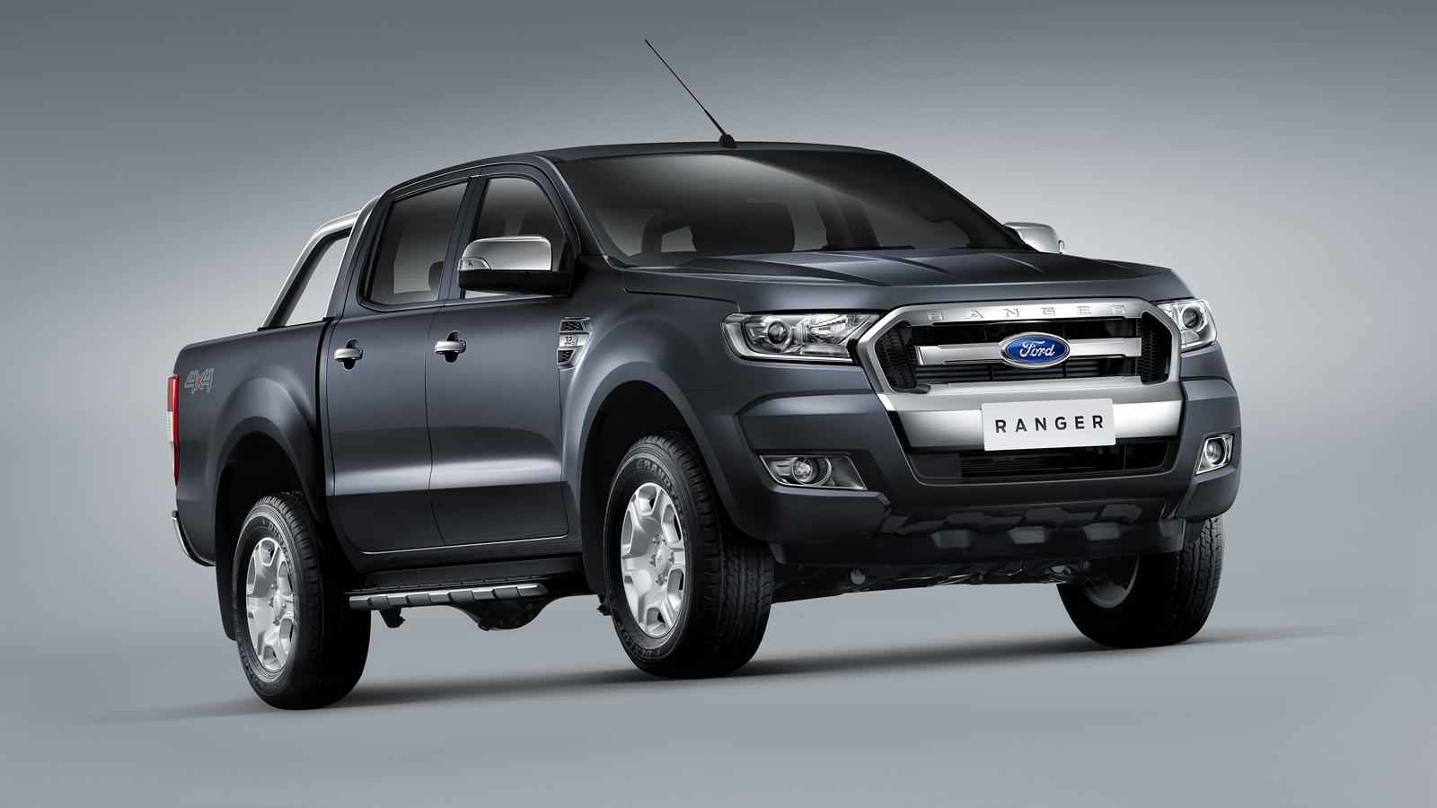 2016 Model Ford Ranger