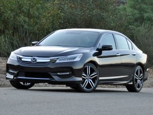 2016 Model Honda Civic Sedan