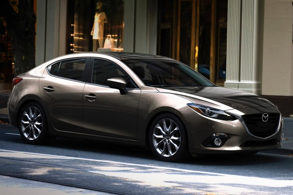 2016 Model Mazda 3