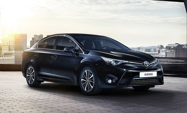 2016 Model Toyota Avensis