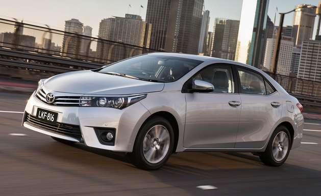 2016 Model Toyota Corolla Kampanyası