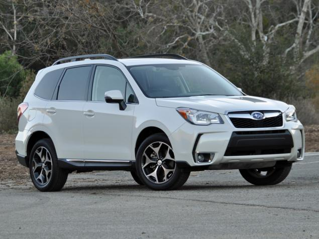 2016 Subaru Forester Renk Seçenekleri