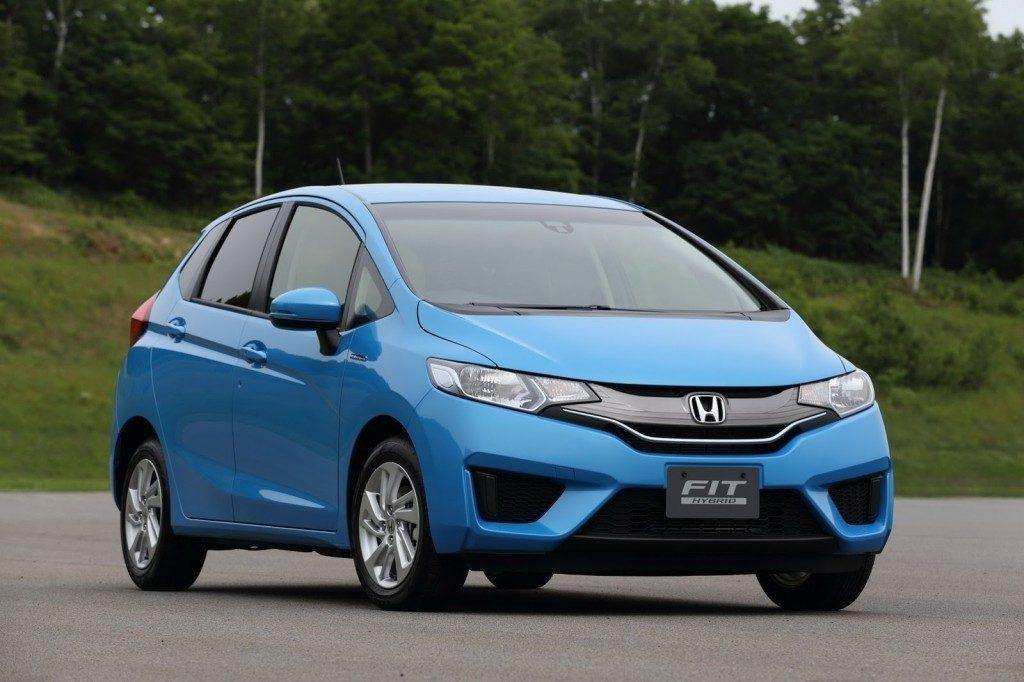 B Segmenti Honda Jazz