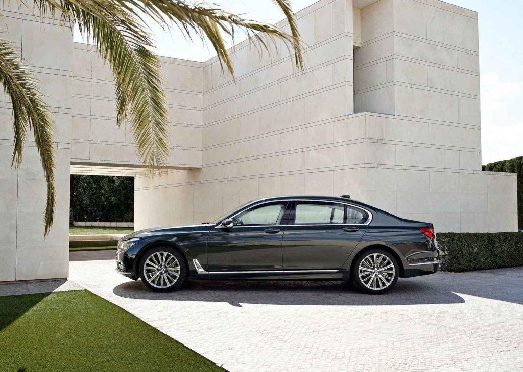BMW 730 Serisi
