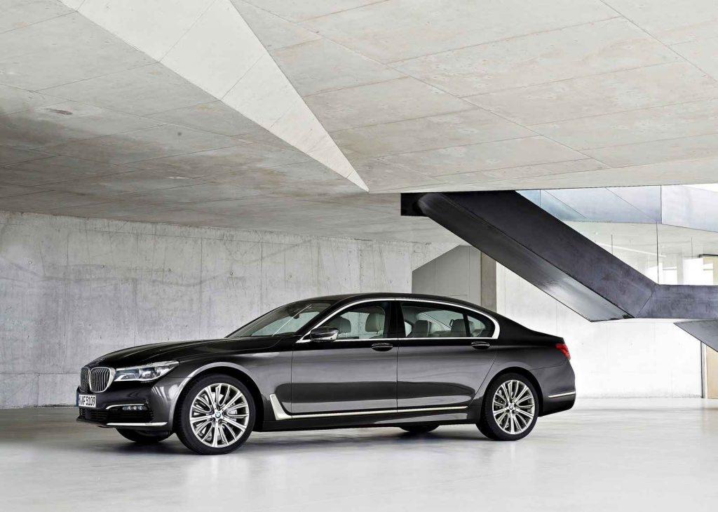 BMW Yeni 7 Serisi