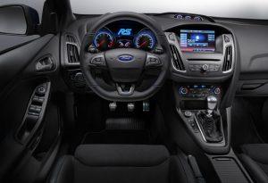 2016 Ford Focus İç Tasarım