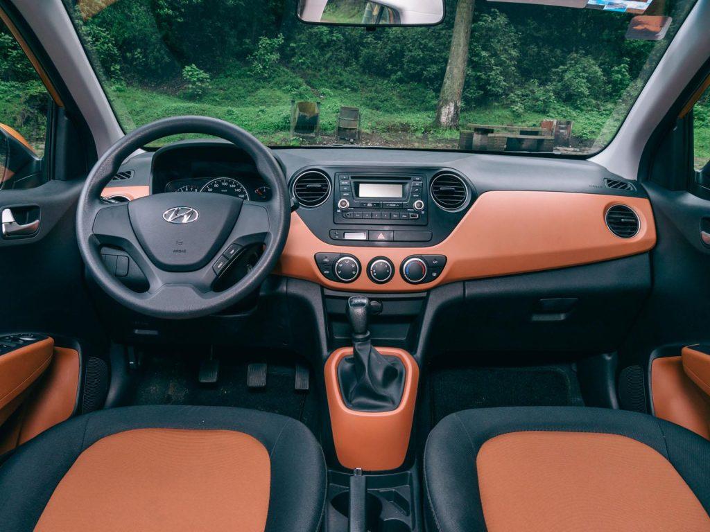 2016 Hyundai i10 İç Tasarım