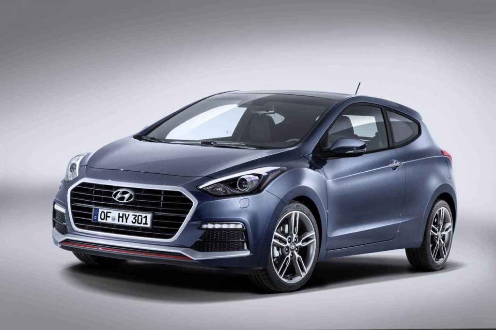 2016 Hyundai i30 Renk Seçenekleri