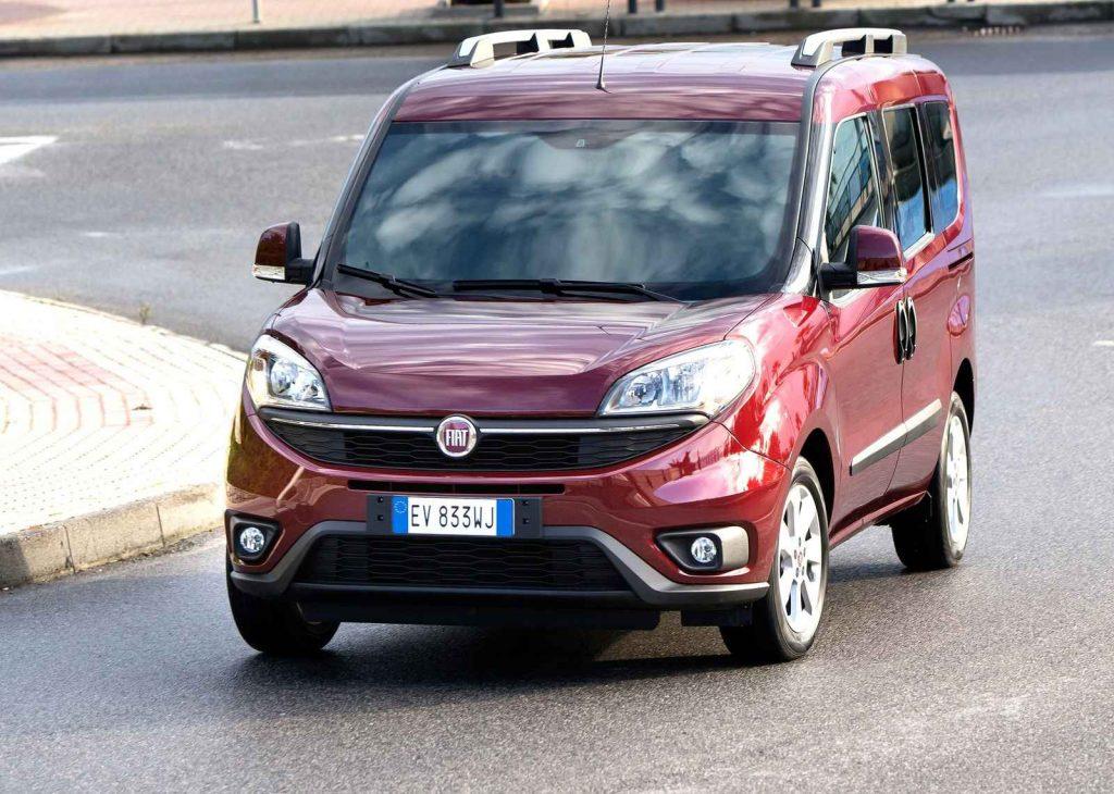 2016 Model Fiat Doblo