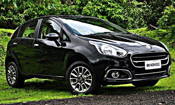 2016 Model Fiat Punto