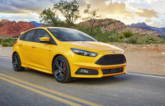 2016 Model Ford Focus Fırsatları