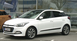 2016 Model Hyundai i20