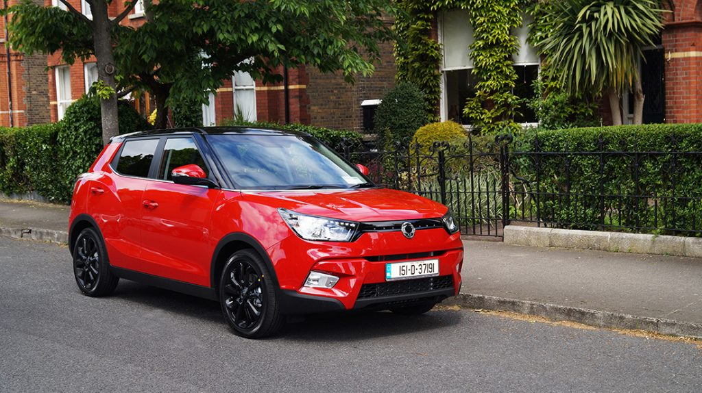 2016 Model Ssangyong Tivoli
