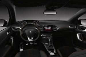 2016 Peugeot 308 İç Tasarım