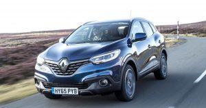 SUV Segmenti Renault Kadjar