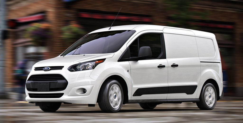 2016 Model Ford Transit Connect