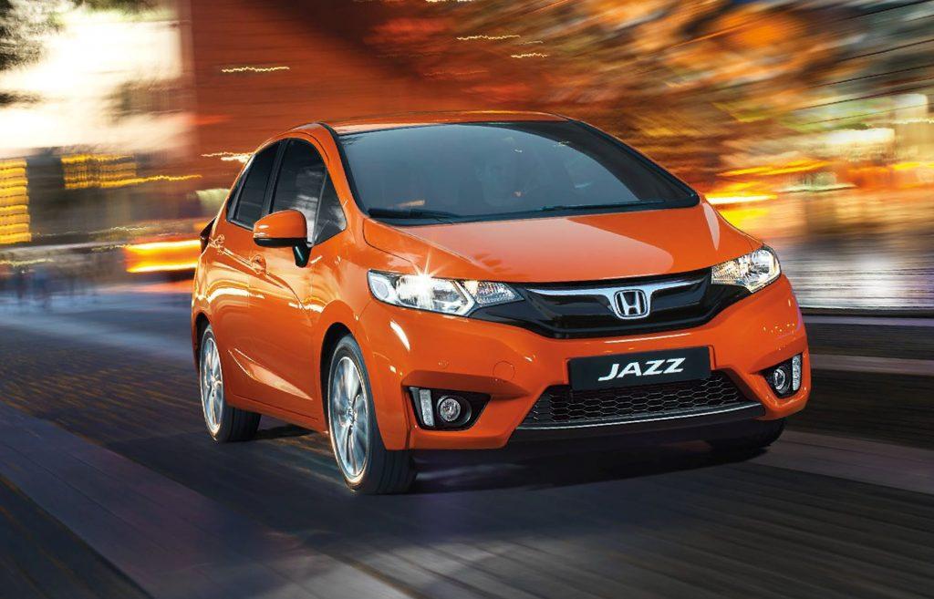 2016 Model Honda Jazz