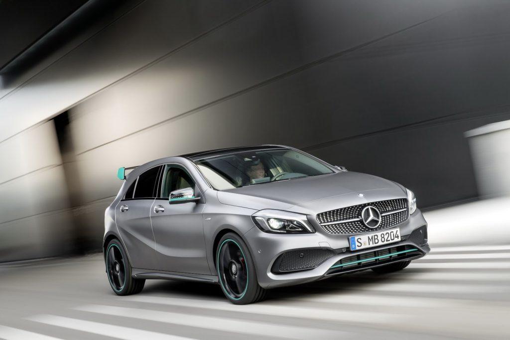 2016 Model Mercedes A180