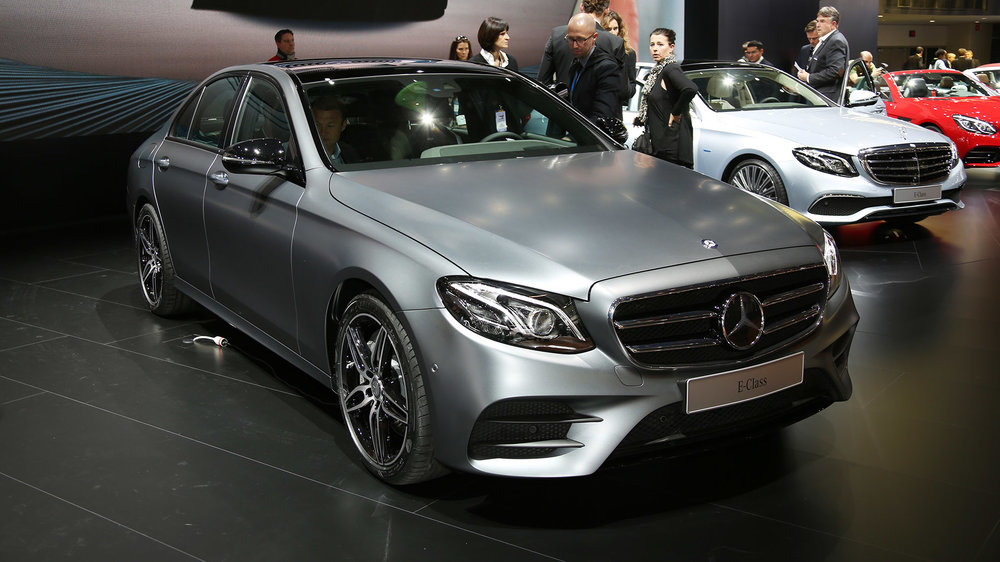 2016 Model Mercedes E 220