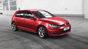 2016 Model Volkswagen Golf