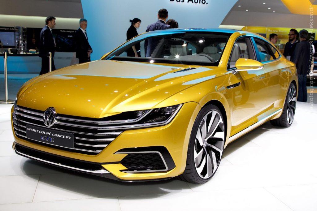 2016 Model Volkswagen Passat CC