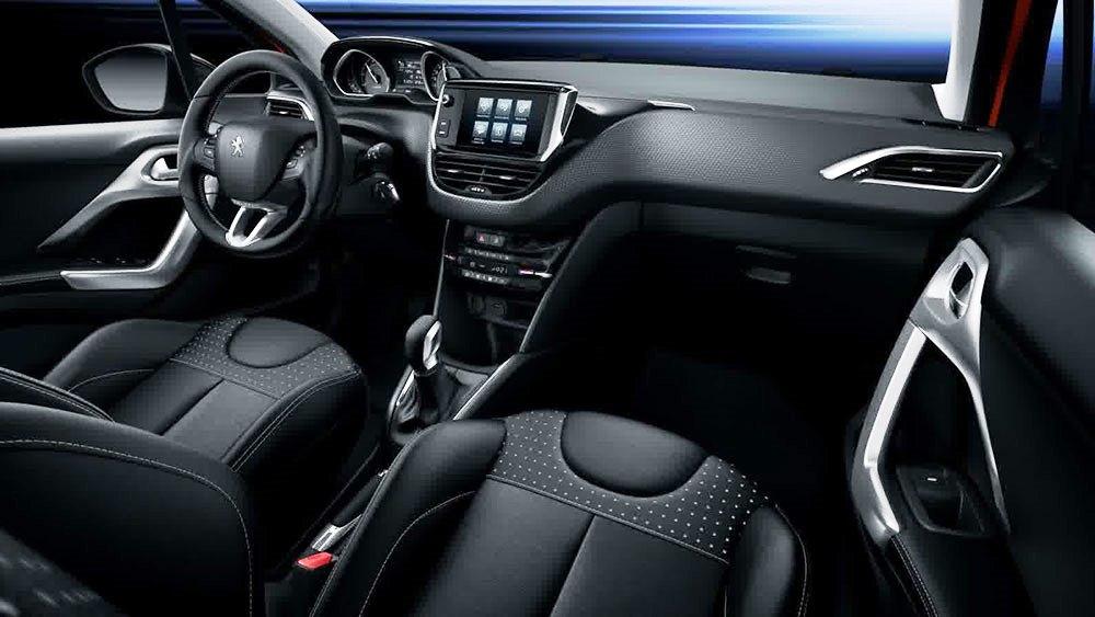 2016 Peugeot 208 GTI İç Tasarım