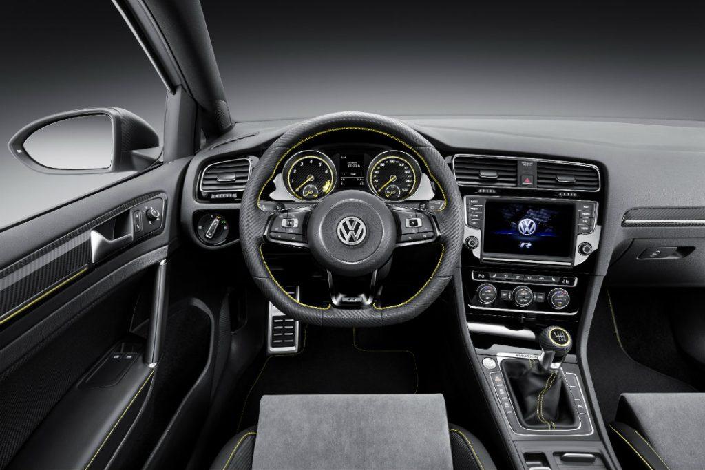 2016 Volkswagen Golf İç Tasarım