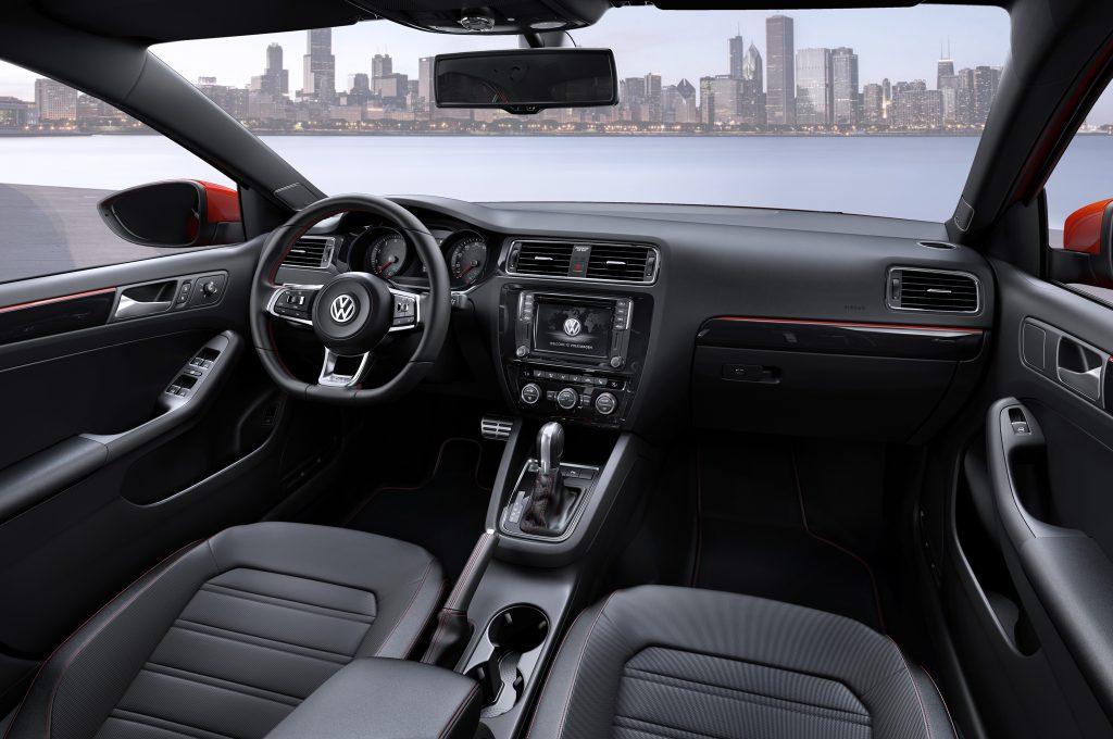 2016 Volkswagen Jetta İç Tasarım