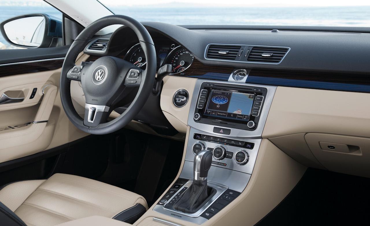 Nissan Qashqai 2018 Fiyat Listesi >> 2016 Volkswagen Passat CC İç Tasarım - Uygun Taşıt