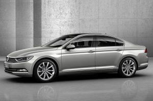 2016 Volkswagen Passat CC Renk Seçenekleri