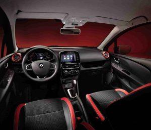 2017 Renault Clio İç Tasarım