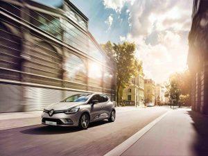 2017 Renault Clio Renk Seçenekleri